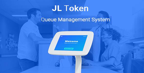 JL Token - Queue Management System