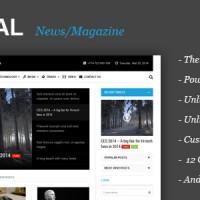 دانلود قالب مجله ای شیک وردپرس Original v.1.5