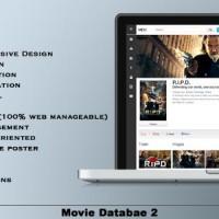 اسکریپت آرشیو فیلم و سریال Movie Database 2