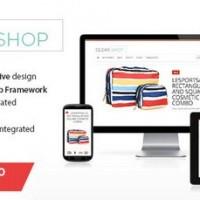 دانلود قالب ClearShop برای فروشگاه ساز OpenCart
