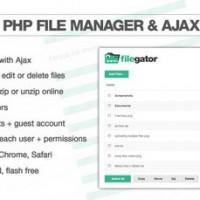 اسکریپت فارسی آپلود فایل FileGator نسخه 5.0