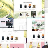 Chaos v1.1.2 – Responsive Bag Shop Theme