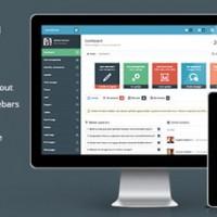 قالب مدیریت وب سایت Londinium به صورت HTML