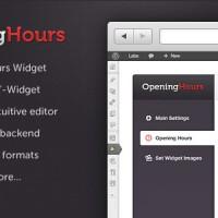 افزونه ساعات کاری وردپرس OpeningHours v1.4.1