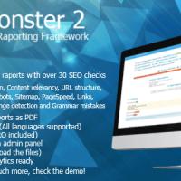ایجاد سایت خدماتی بررسی سئو با اسکریپت SEO Monster 2 v1.2