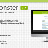 دانلود اسکریپت نمایش جزئیات سئو SeoMonster v1.6
