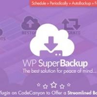 Super Backup & Clone نام افزونه قدرتمند بک آپ وردپرس