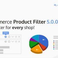 افزونه فیلتر و جستجو پیشرفته WooCommerce Product Filter ووکامرس نسخه 5.1.0