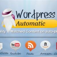 ارسال مطالب اتوماتیک در وردپرس با WordPress Automatic Plugin v3.6