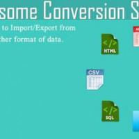 اسکریپت مبدل آنلاین اسناد و فایل ها Awesome Conversion Script