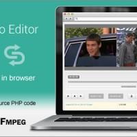 دانلود اسکریپت ویرایشگر آنلاین فیلم Web Video Editor