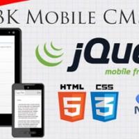راه اندازی وب سایت مخصوص موبایل با اسکریپت BK Mobile CMS