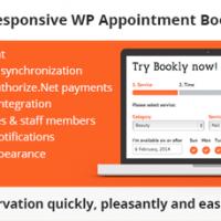 افزونه رزرواسیون و زمانبندی وردپرس Bookly نسخه ۶.۱