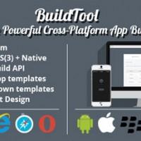 اسکریپت ایجاد نرم افزار های موبایل BuildTool