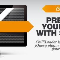 اسکریپت نمایش لودینگ سایت ChilliLoader v1.1